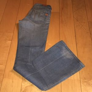 Citizens of Humanity Denim - Citizens of Humanity Low waist flair jeans
