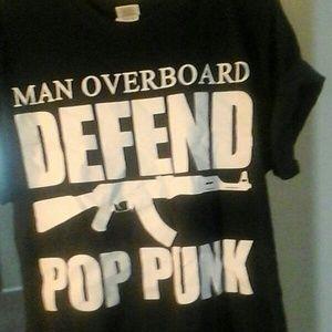 Defend pop punk hoodie