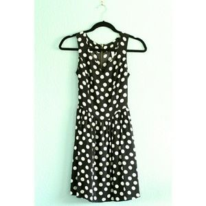 Xhilaration | Polka Dot Sun Dress