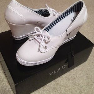 Vlado Shoes - Wedge sneakers