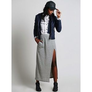 Free People Dresses & Skirts - [Free People]sweet and long maxi skirt