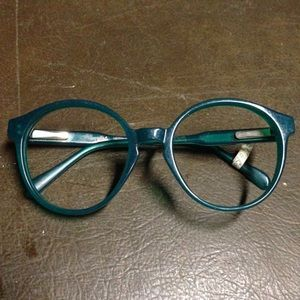 f6f26c2a104f Playgirl Accessories Vintage Jade Green Eyeglass Frames Poshmark