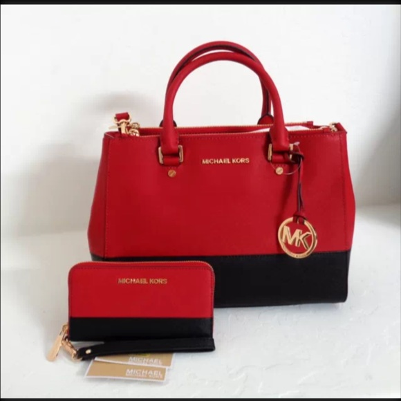 93833e261a7e NWT MK bag with wallet.250  is the lowest I CAn go