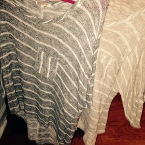 Tops - ******TWO FOR ONE-Loose fitting tops.******