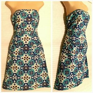 Ambiance Apparel Dresses & Skirts - 🆕 Cute strapless dress with pockets -sz large