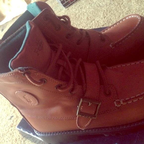 Ralph Lauren Shoes | Classic Polo Boots