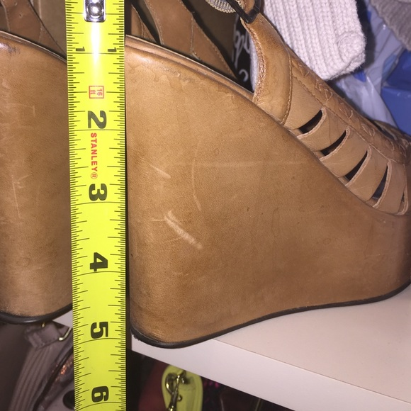 cathy jean cathy jean leather wedges from forever s