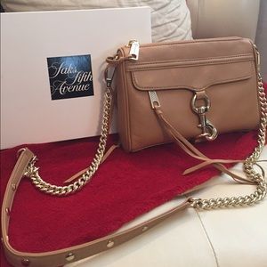 "Rebecca Minkoff Handbags - Authentic Rebecca Minkoff ""Mini Mac"""