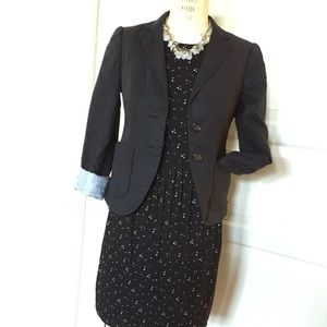 Banana Republic Jackets & Blazers - Black fitted blazer