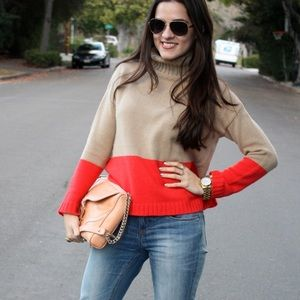 Forever 21 Sweaters - Color Block Sweater