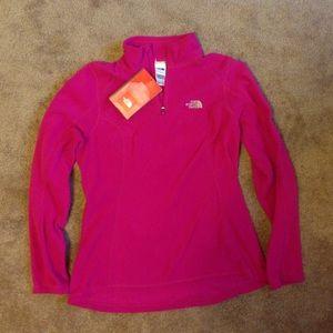 The North Face Women's 1/4 Zip Fleece Pullover