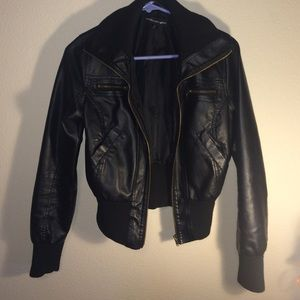 Ambiance Apparel Jackets & Blazers - Leather jacket!
