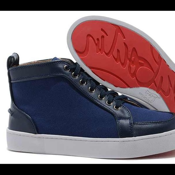 b4a4c78b376 Christian Louboutin Other - Authentic Christian louboutin men sneakers👌💕