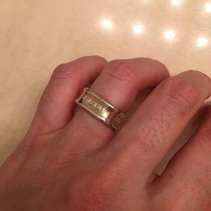 Listing Tiffany 1837 Ring In Sterling Silver 560547ddd6b4a12d4c0047af Tiffany 1837 Ring
