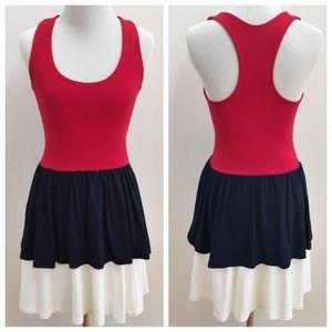 Amanda Uprichard Dresses & Skirts - Red, White, and Blue Amanda Uprichard Dress