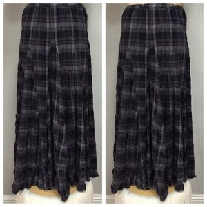 CP SHADES Plaid Skirt