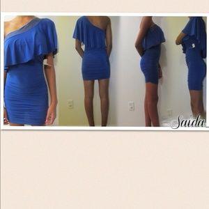 Forever 21 Blue Dress