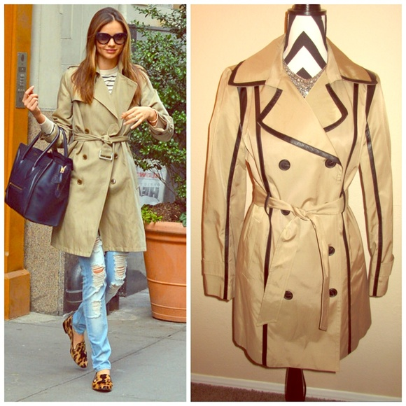 Dana Buchman Jackets & Coats - Khaki Trench Coat🎉Host Pick🎉Reduced!
