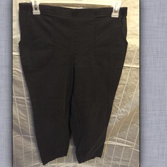 933786ee50105 Just My Size Pants - Plus size 16 elastic waist pants