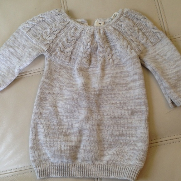off Old Navy Other Old navy baby sweater dress from