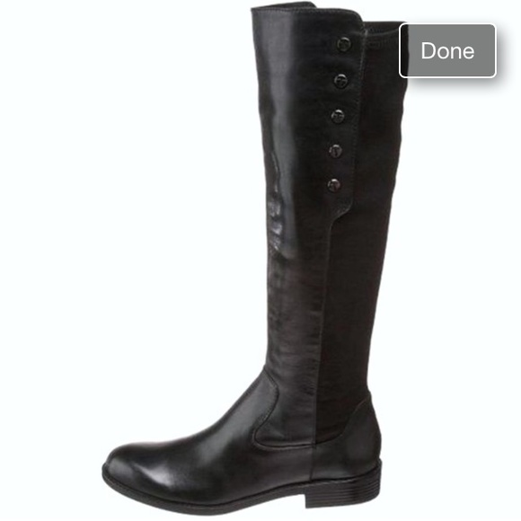 67 tahari boots tahari brady black boots from