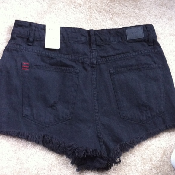 how to make super frayed shorts