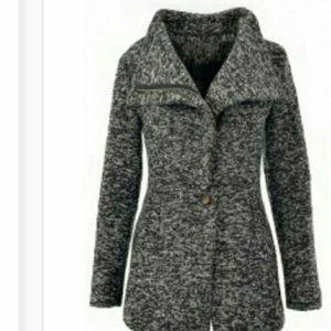 Jackets & Blazers - Wool blend coat size large