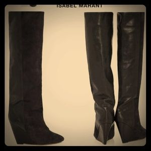 New in Box Isabel Marant Prescott Boots 37