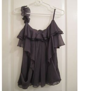 Juicy Couture Ruffle Top
