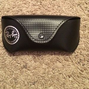 Ray•Ban glasses case