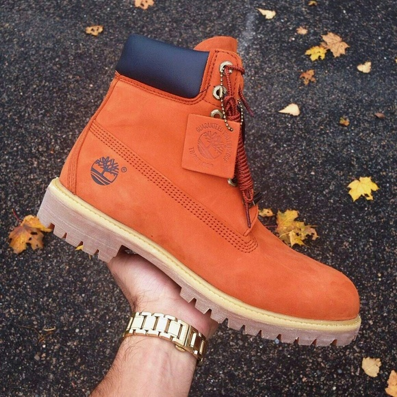 TIMBERLAND BOOTS MENS 6