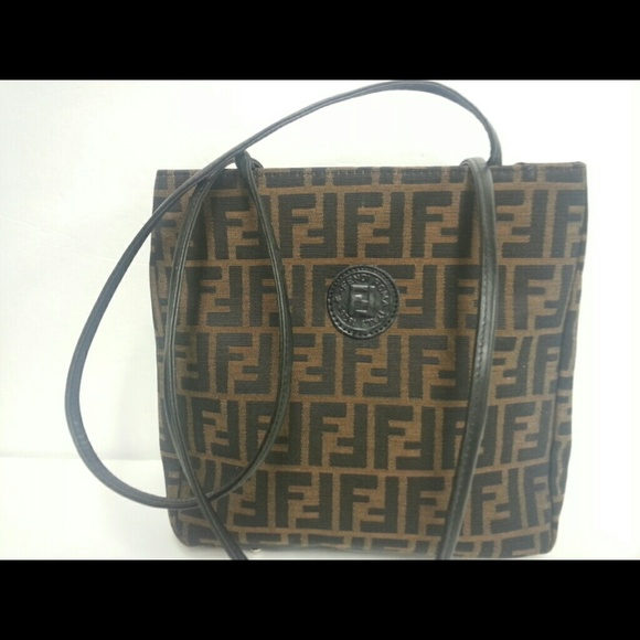 4155c778ed065 FENDI Handbags - Vintage Fendi Tote Bag