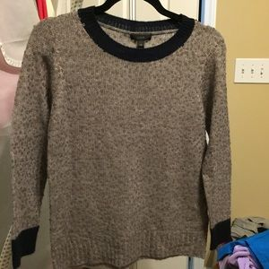 Jcrew sequin sweater brand new size small