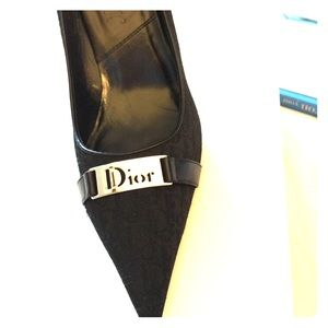 Christian Dior pumps
