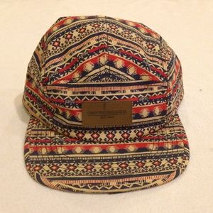 1e05eeb697c Obey Accessories - Obey Propaganda Tribal Snap Back Hat