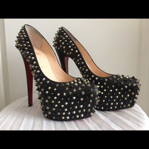 47% off Christian Louboutin Shoes - Christian Louboutin Daffodile ...