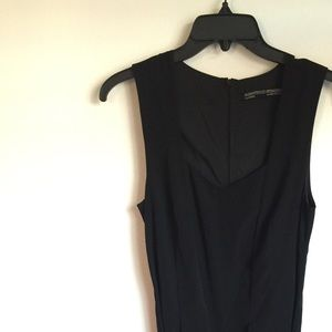 CCO EUC All Saints Little Black Dress US 0 UK 4