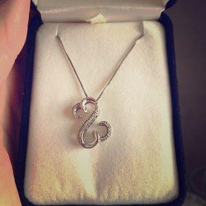 Kay Jewelers Jewelry - Kay Jewelers open heart necklace