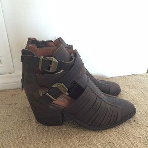 Jeffrey Campbell Stillwell Boots *NEW*