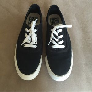 black pro keds