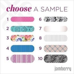Jamberry Nails! Ask me!