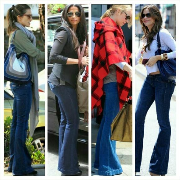 60% off Hudson Jeans Denim - ☆SOLD☆ Hudson Ferris Flare Jeans ...