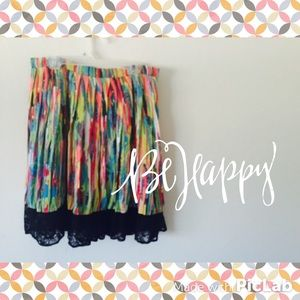 Prabal Gurung Pleated Skirt