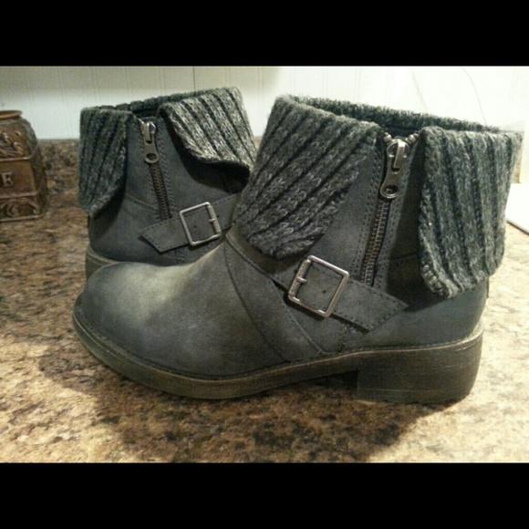 Rocket Dog Shoes | Grey Rocketdog Tavi