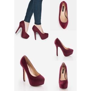 Shoemint Lydia Heels Pumps ♥️