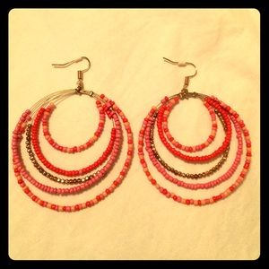 H&M beaded earring