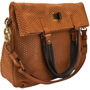Lanvin Handbags - Lanvin Brown Leather Bag