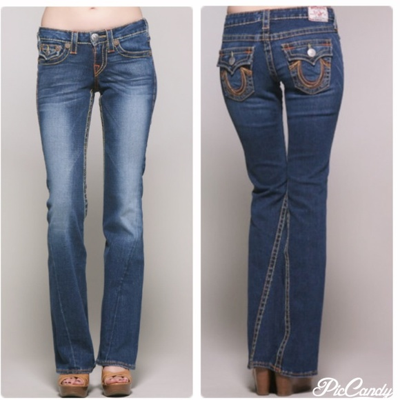 28c361d9e TRUE RELIGION RAINBOW JOEY. M 54f7e76c713fde259f0023a2. Other Jeans ...