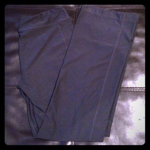 Grey Xersion workout pants