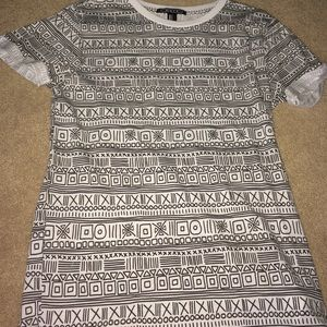 Aztec shirt , Pacsun , men's small
